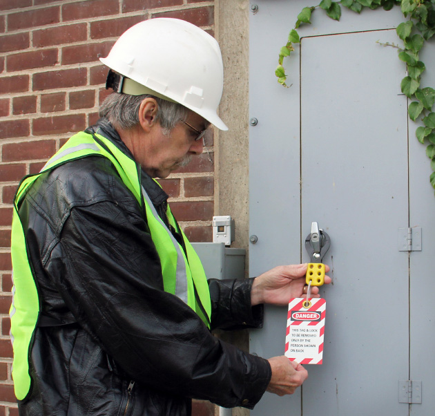 Keep your workforce safe with accessible lockout/tagout procedures.