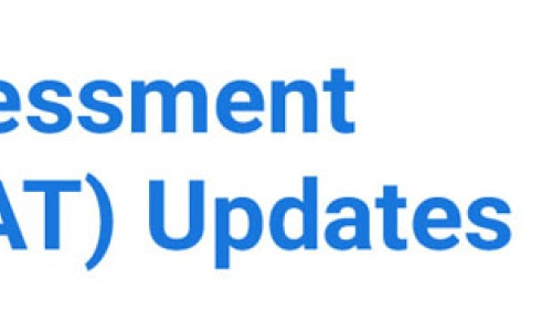 Assessment updates