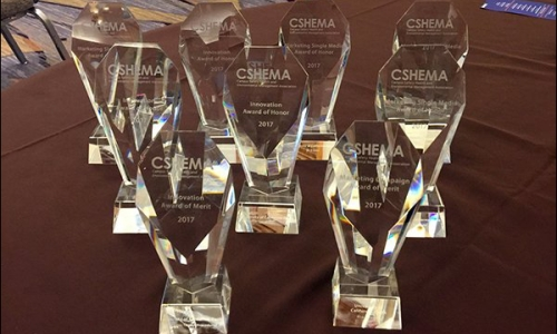 Risk and Safety Solutions Takes Home 9 CSHEMA Awards