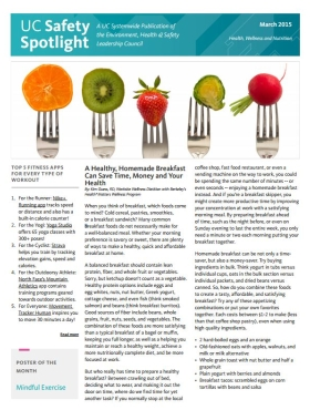 March 2015 - Health, Wellness and Nutrition