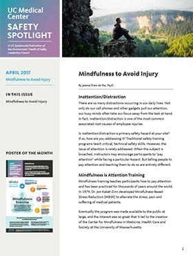 April 2017 Med Center Newsletter image
